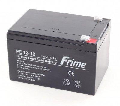 Аккумуляторная батарея Frime 12V 12.0AH AGM