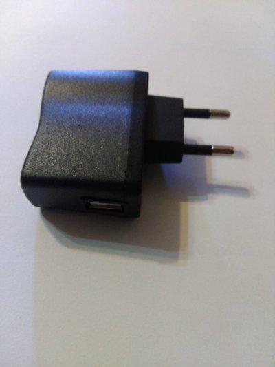 Зарядка VIAAN Slim Line 5V USB-выход