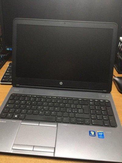 Б/у Ноутбук HP 650 G1