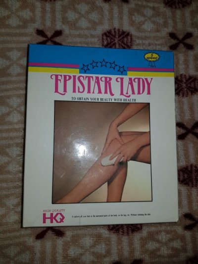 Продам эпилятор Epistar Lady