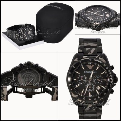 Emporio Armani Sports Chronograph AR11027