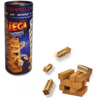 Настольная игра Вега баланс, VEGA Баланс, Джанга, Дженга, Башня, Вежа