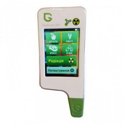 Нитрат-тестер 3в1 Greentest ECO+water: измерение нитратов, радиации и жесткости воды.