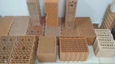 Продам блоки керамические крупноформатные ПОРОТЕРМ производства ТМ Винербергер и ТЕПЛОКЕРАМ