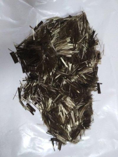 Продам фибру базальтовую (ровинг базальтовый рубаный) в ассортименте.