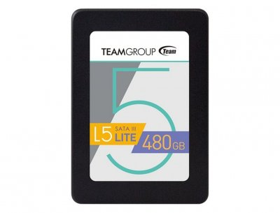"SSD диск 480GB Team L5 Lite 2.5"" SATAIII TLC"