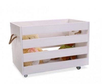 Ящик для хранения игрушек Wood SweetBaby 40000100