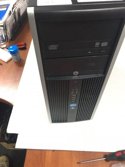 Б/у Системный блок Tower HP 8200