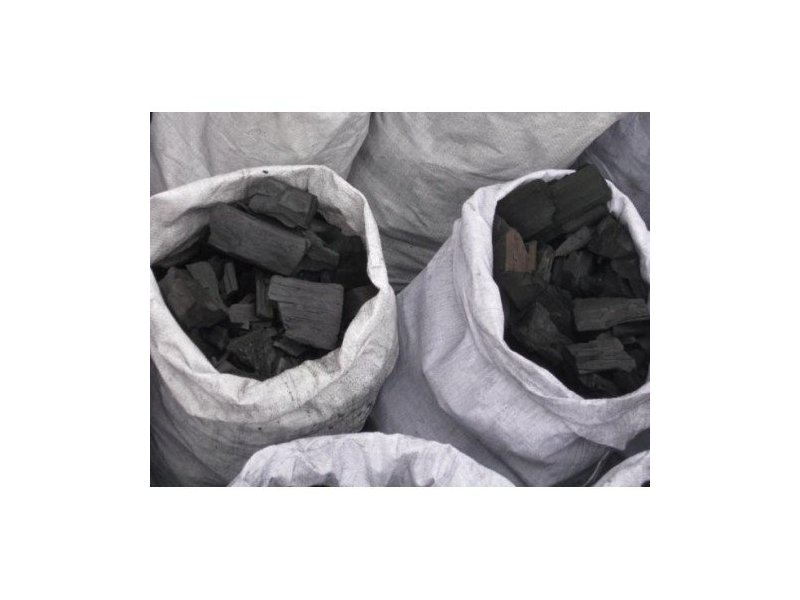 Древесный уголь фруктовый для шашлыка (мангала) с бесплатной доставкой