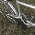 Продам велосипед с прицепом.