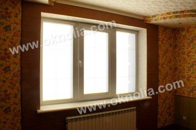 Рулонные шторы под заказ Днепр