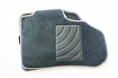 Коврики в салон Део Матиз / Daewoo Matiz (1998-2014 г), текстильные, 5 шт.