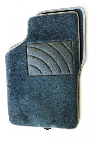 Коврики в салона Киа Каренс / Kia Carens (2007-2012 г), текстильные, 5 шт.