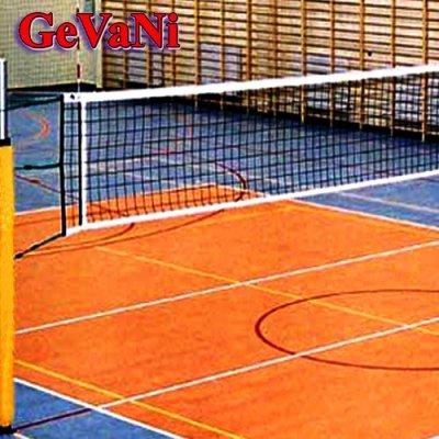 Сетка волейбольная с тросом