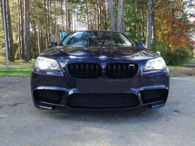 Разборка BMW F10 F10LCi капот фара бампер крыло