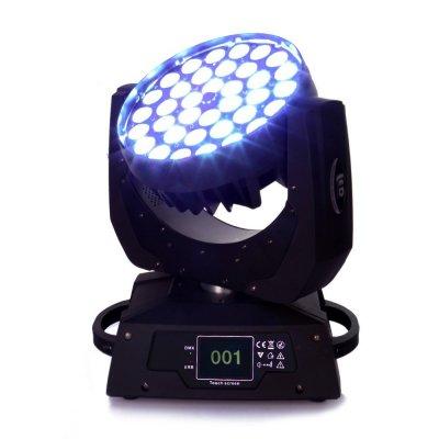 Световой прибор PROLIGHT LED WASH 3618 RGBAW+UV