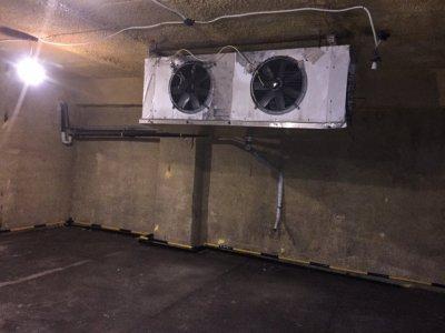 Сдам в долгосрочную аренду сухой холодильный склад 87 квадратных метров.