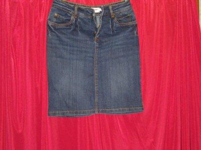 Юбки. John Baner (джинс), H&M, с подкладкой (двойная), 42-44 размер S
