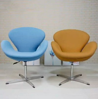 Мягкое кресло Сван