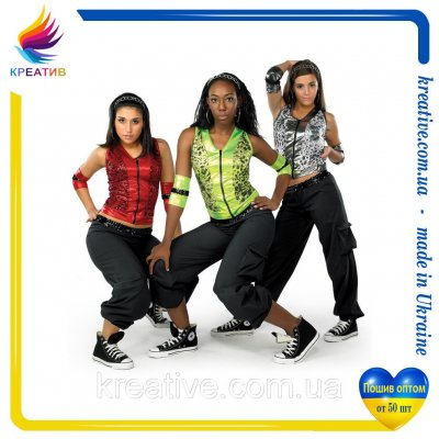 Детская одежда оптом для танцев от 50 шт.