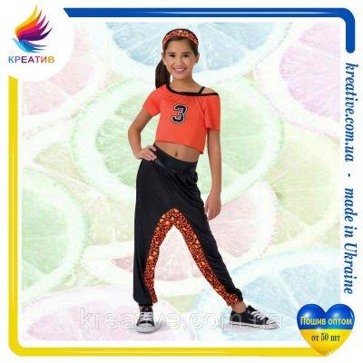 Детские костюмы для гимнастики танцев йоги (при заказе от 50 шт)