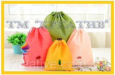 Детские мешочки-рюкзачки оптом (от 50 шт.)