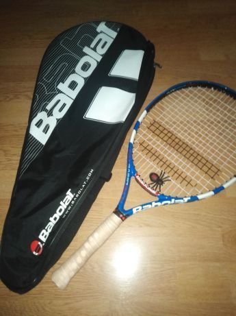Продам тенисную ракетку+чихол