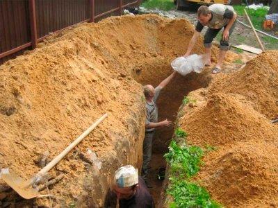 Земельные земляные землекопные ручная копка без выходных Одесса