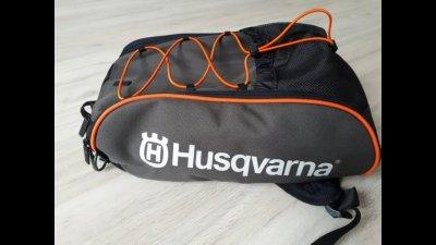 Husqvarna рюкзак | cумка | чехол для бензопили