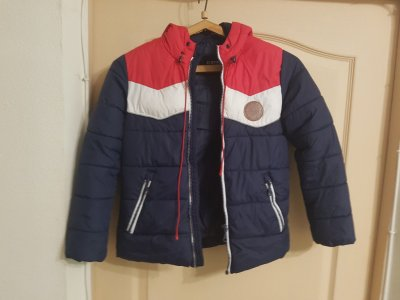 Утепленная куртка для мальчиков O'STIN BJ7Q43