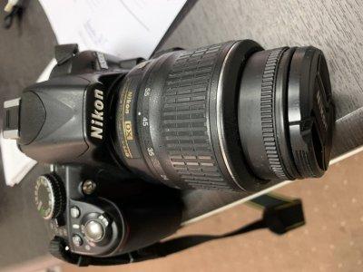 Фотоаппарат Nikon D3100 kit 18-55