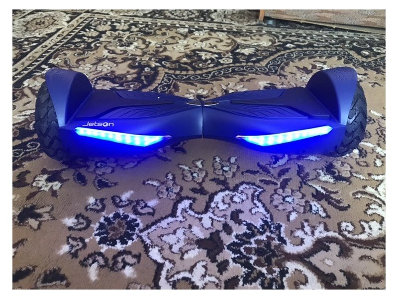 Jetson V12 Electra-Light Hoverboard