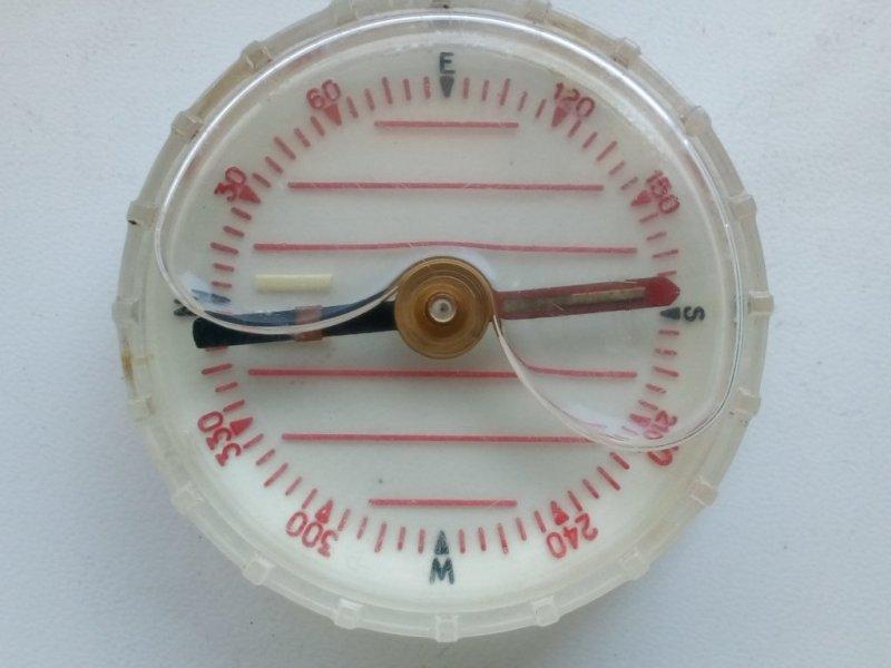 Продам компас