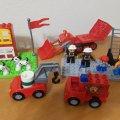 LEGO duplo 201 шт 10511/10558/6138