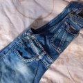 Продаю джинсовий комбінезон
