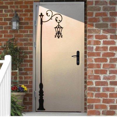 Технические входные металлические двери
