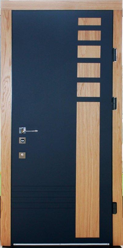 Входные современные двери