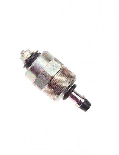 Клапан электромагнітний 12в зупинки двигуна, Spaco 08771