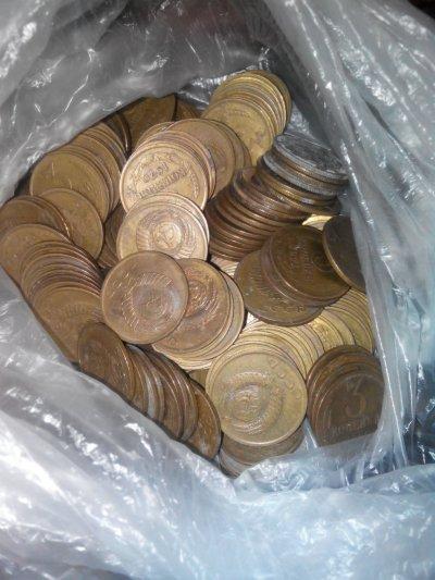 Монети сcср