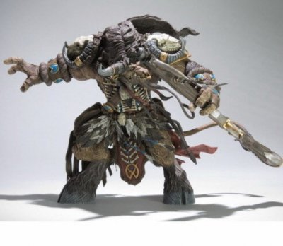 СРОЧНО!!!DC World of Warcraft Tauren Hunter.Deluxe Action Figure
