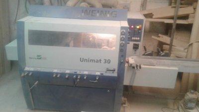 Деревообрабатывающий станок Weinig Unimat 300