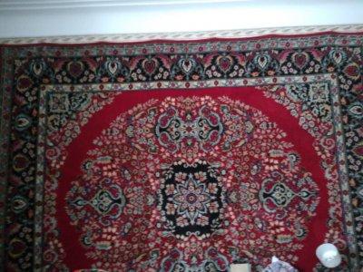 Продам ковёр 3м х 3,5м, шерсть