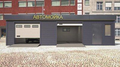 Строительство гаражей, СТО, автомоек