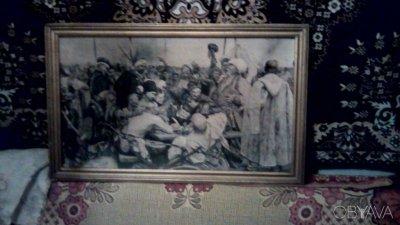 Давні картини живопис фотодрук