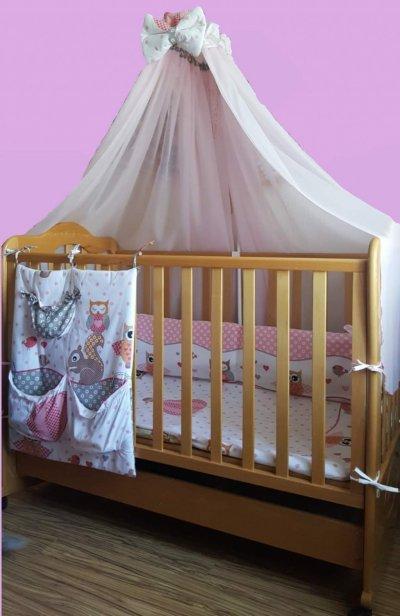 Дет ская кровать+спальный комплект