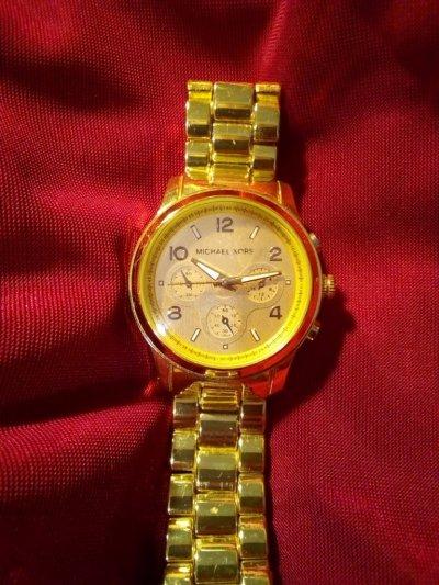 Часы наручные мужские кварцевые, 3 единицы комплектом