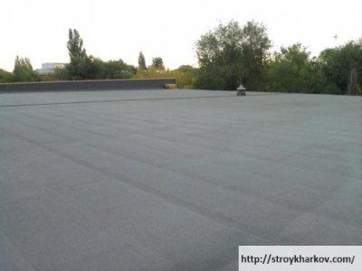 Облицовка крыши, утепление, навесы