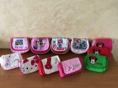 Сумочки для маленьких принцес