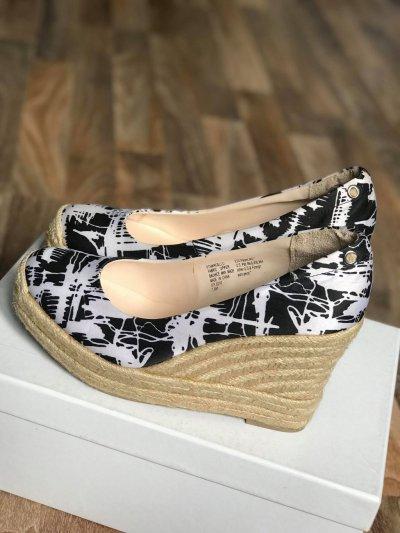 Туфли босоножки на платформе 37р. (24 см)