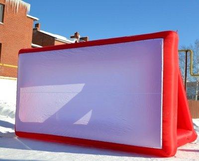 Надувные экраны и щиты Inflatable screens and shields